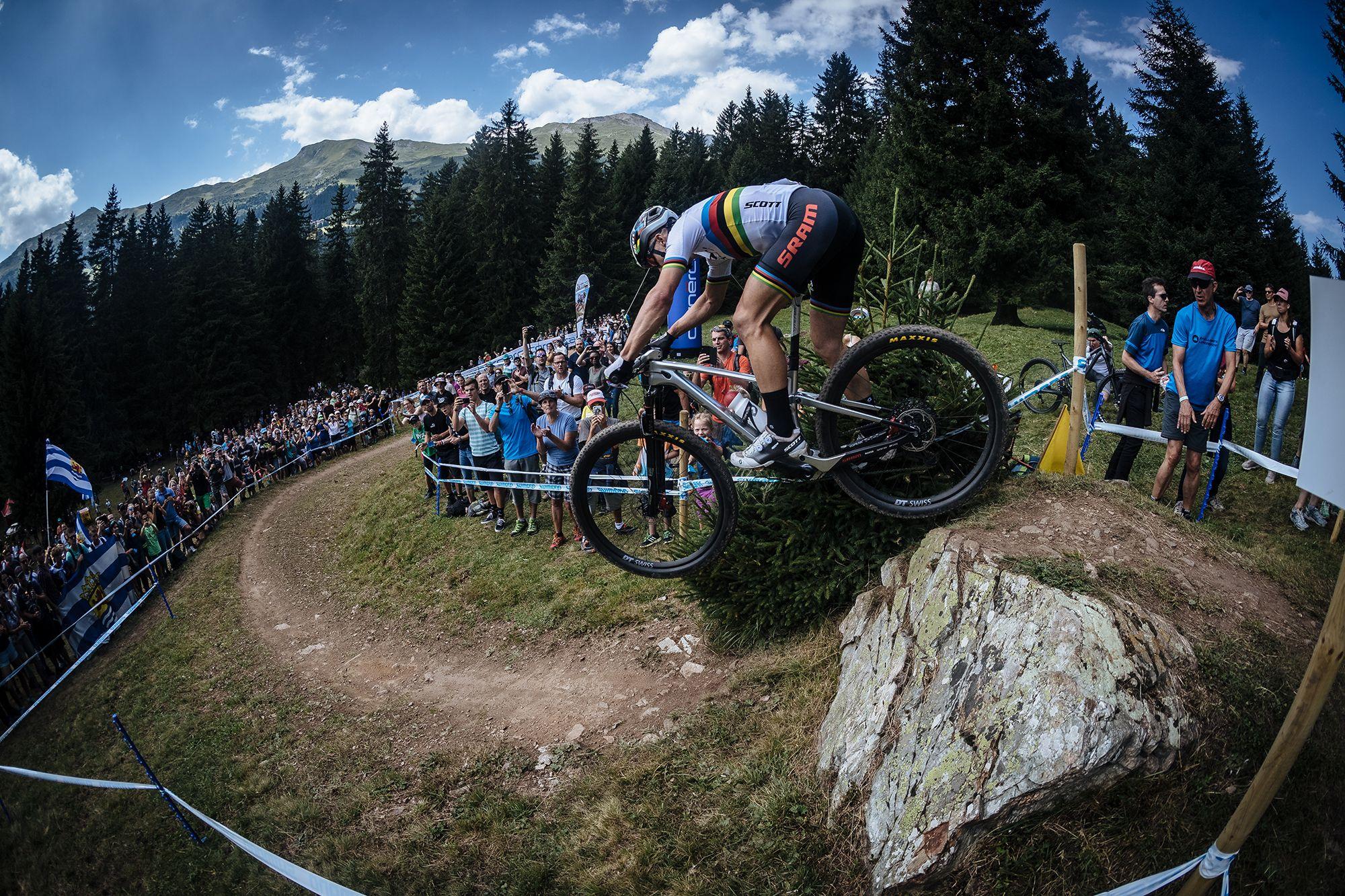 UCI Mountainbike World Cup: Lenzerheide erhält Zusage für 2021