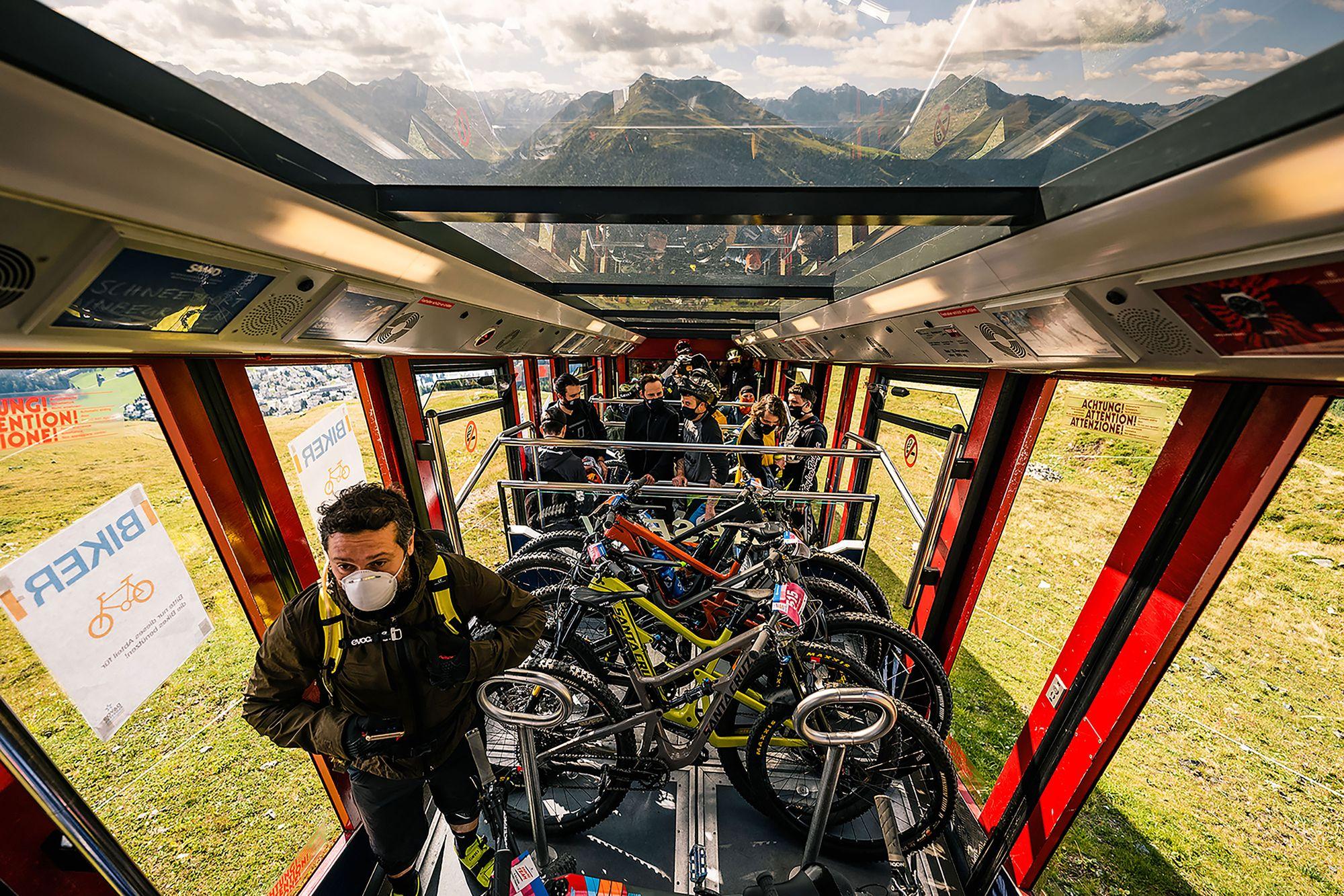 Mondraker Enduro Team: Epische Trails im Rennmodus