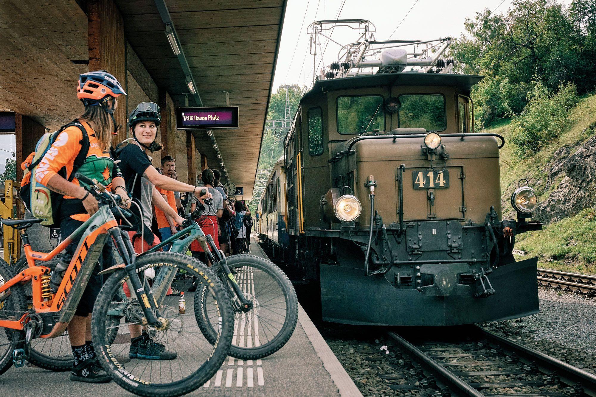 Unter Strom E-Bike Hüttentour