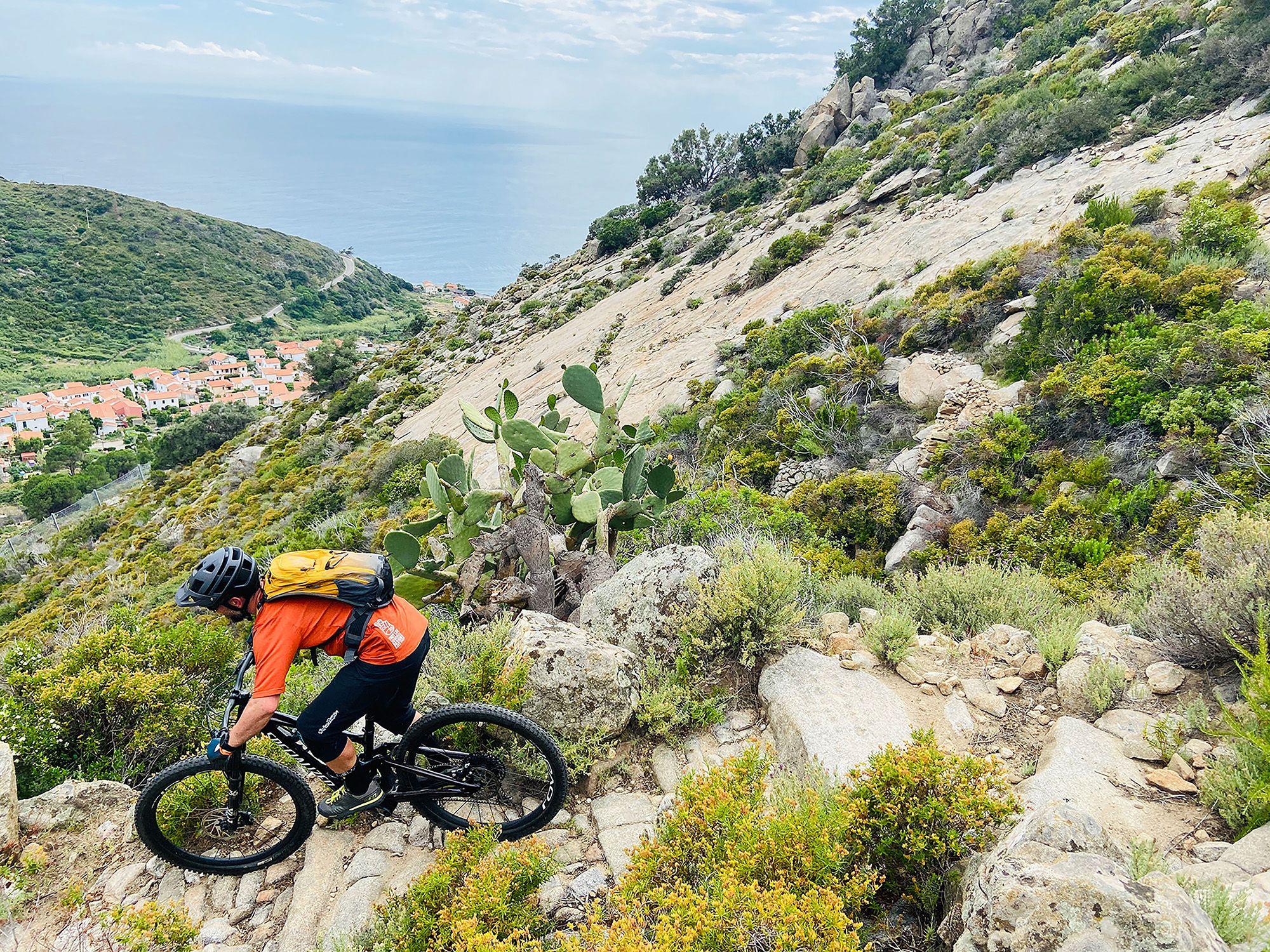 Super Trails Toskana: Qualität schafft Fahrspass