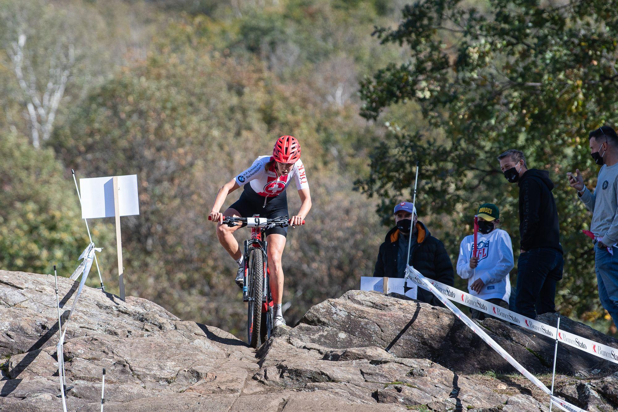 Transfer: Luke Wiedmann neu im Thömus RN Swiss Bike Team