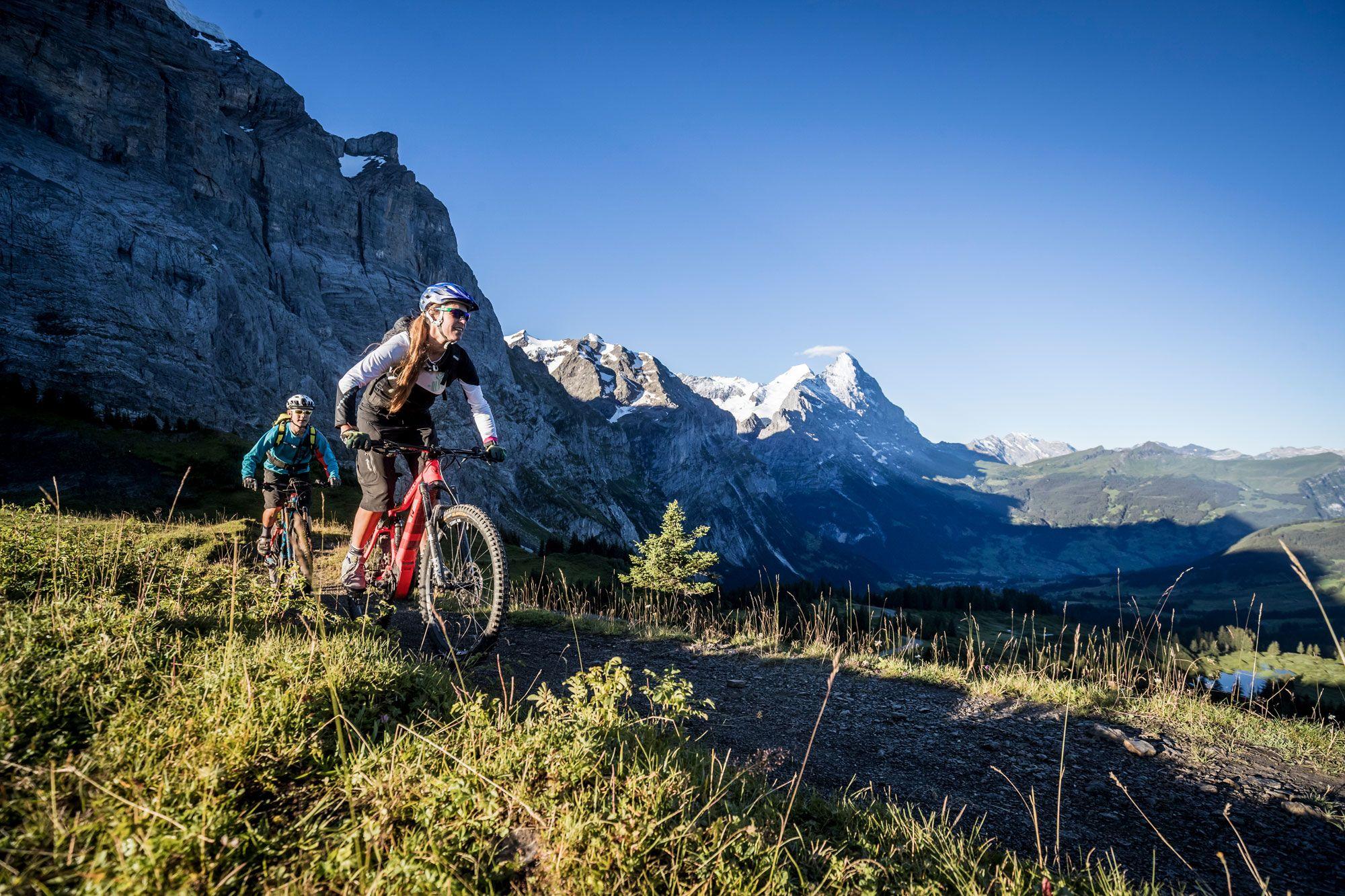 Panorama MTB-Touren   Jungfrau Region