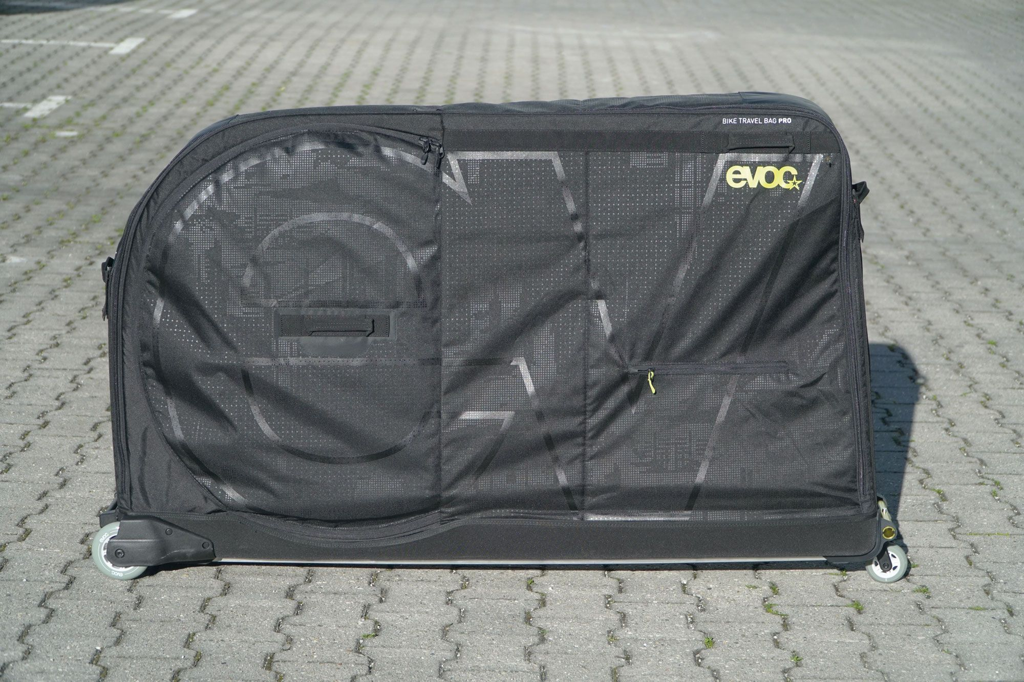 Verpackungskünstler   Vier Bike Bags im Test