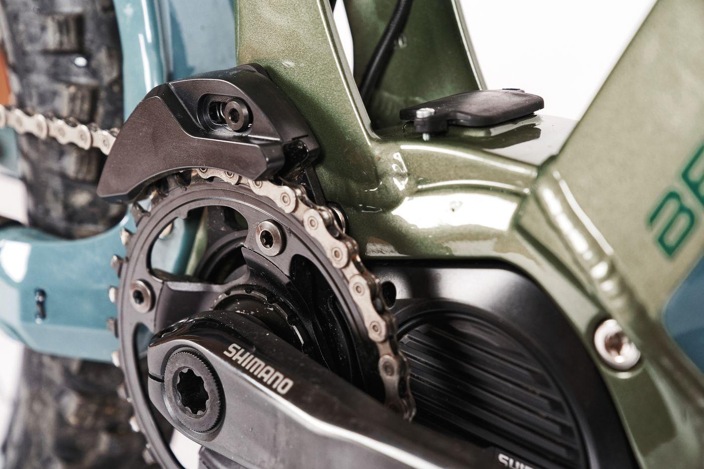 Bergstrom ATV 960 - Kettenführung