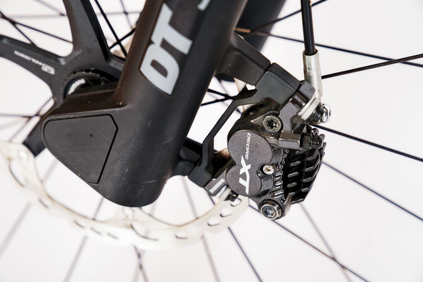 Bixs Sign ClimBer-e - Shimano XT BR-M8020