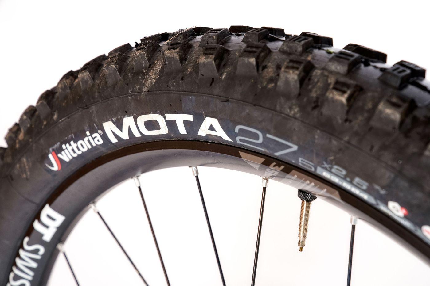 BMC Trailfox AMP SX - Vittoria Mota