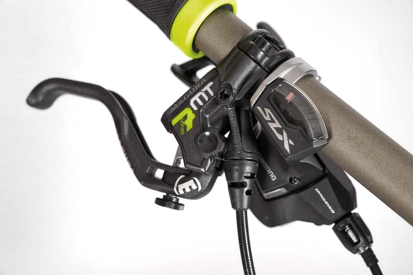 BMC Trailfox AMP SX - Magura MT7