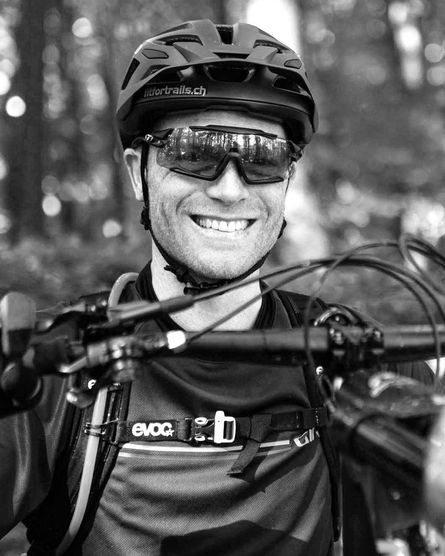 Fit for Trails   Uwe Trummer im Porträt