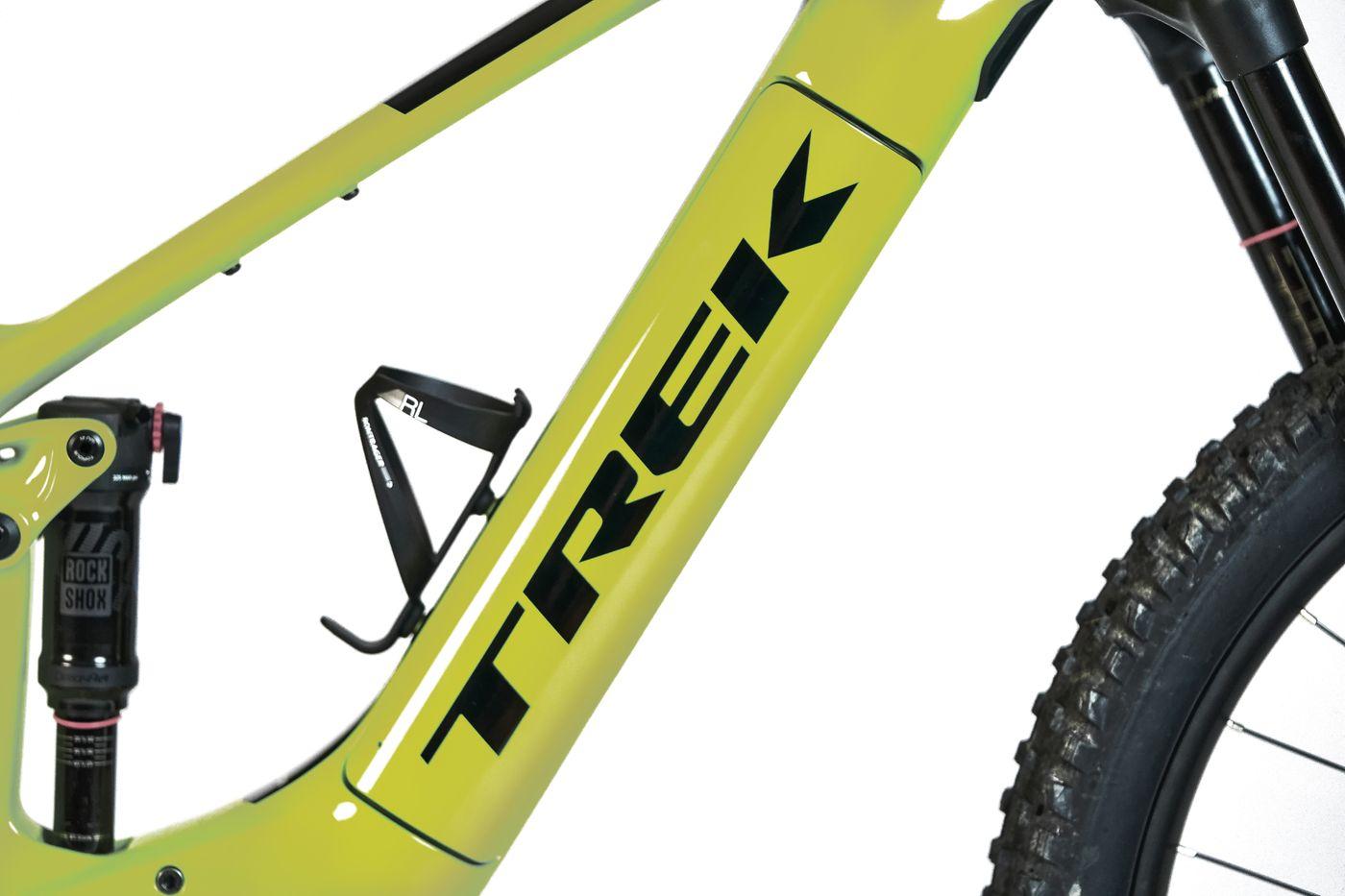 Trek Powerfly LT 9.7 Plus - Bosch Akku