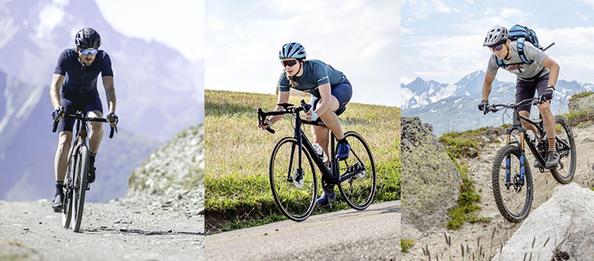 Cycle Hero by Shimano:   Wettkampf in drei Disziplinen