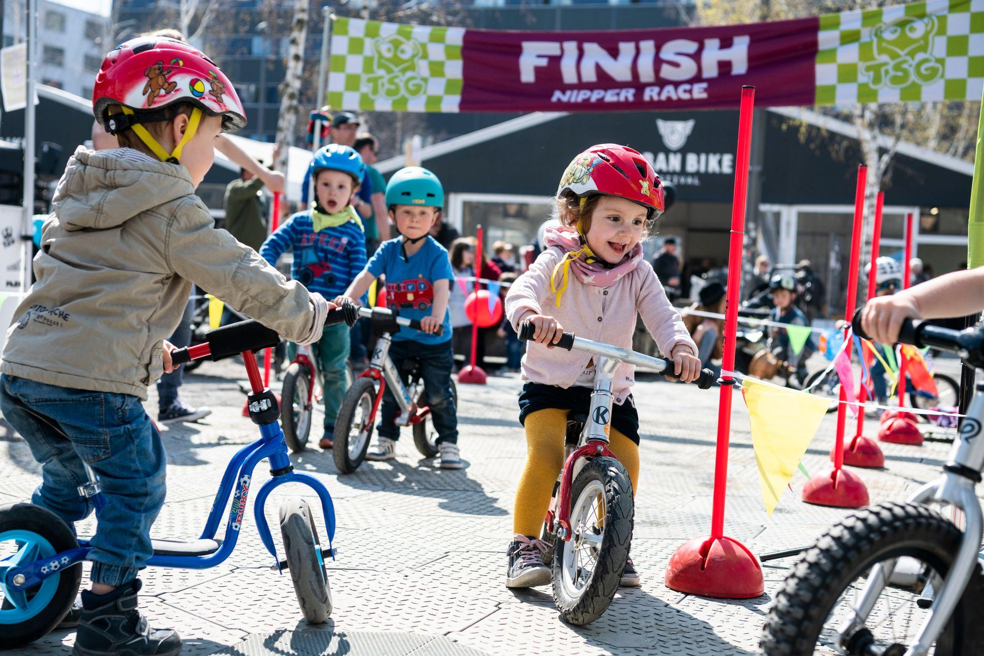 Bike-Mekka in Zürich:   Die Cycle Week 2021