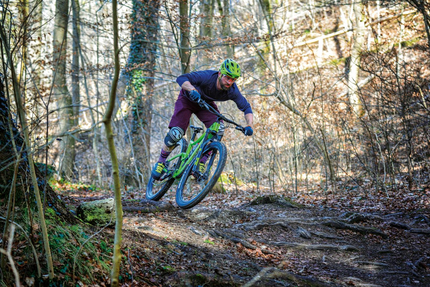 Giant Trance Advanced Pro 29 1 - Im Test