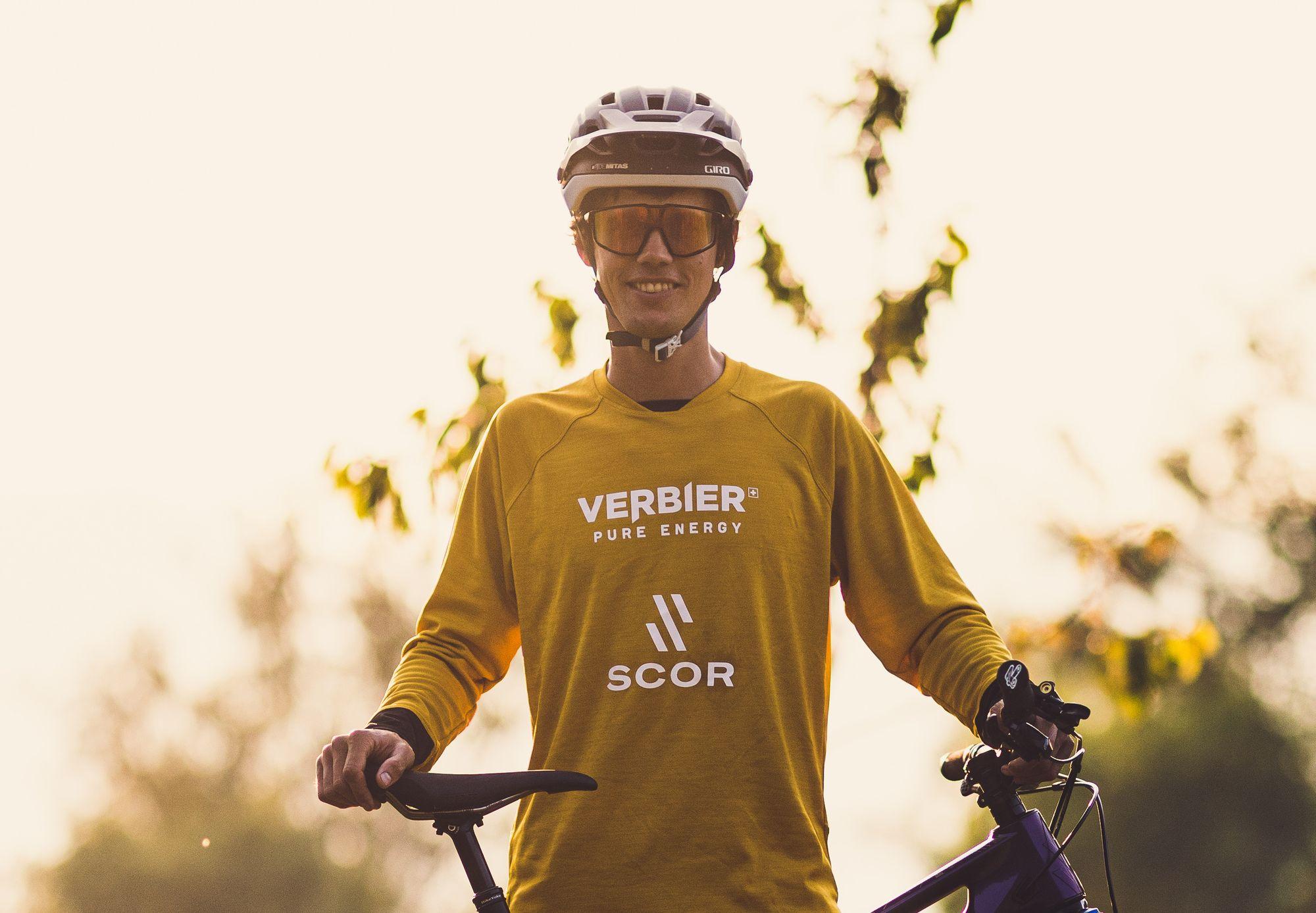 SCOR Neue Schweizer Bikebrand