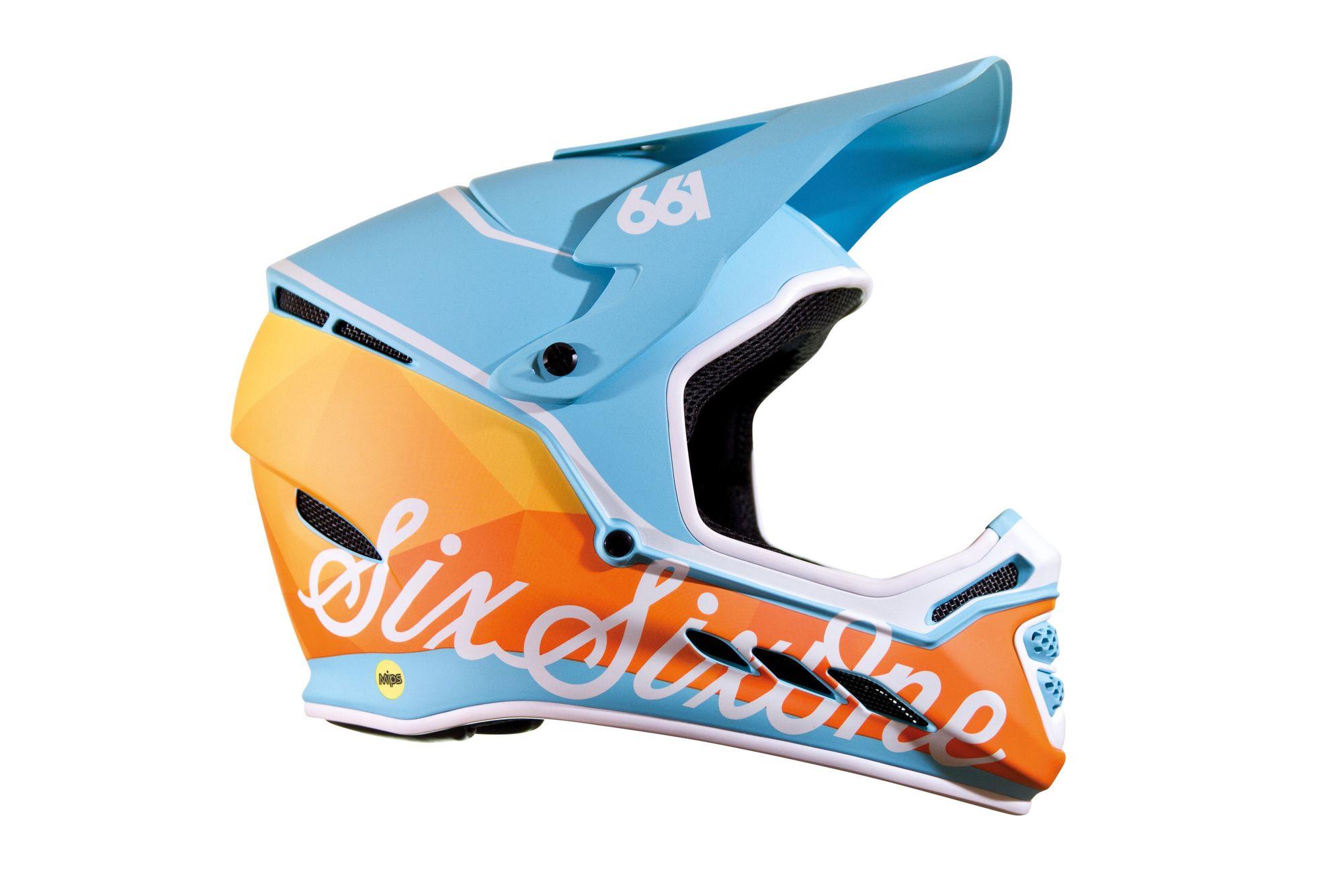 SixSixOne Reset Helmet