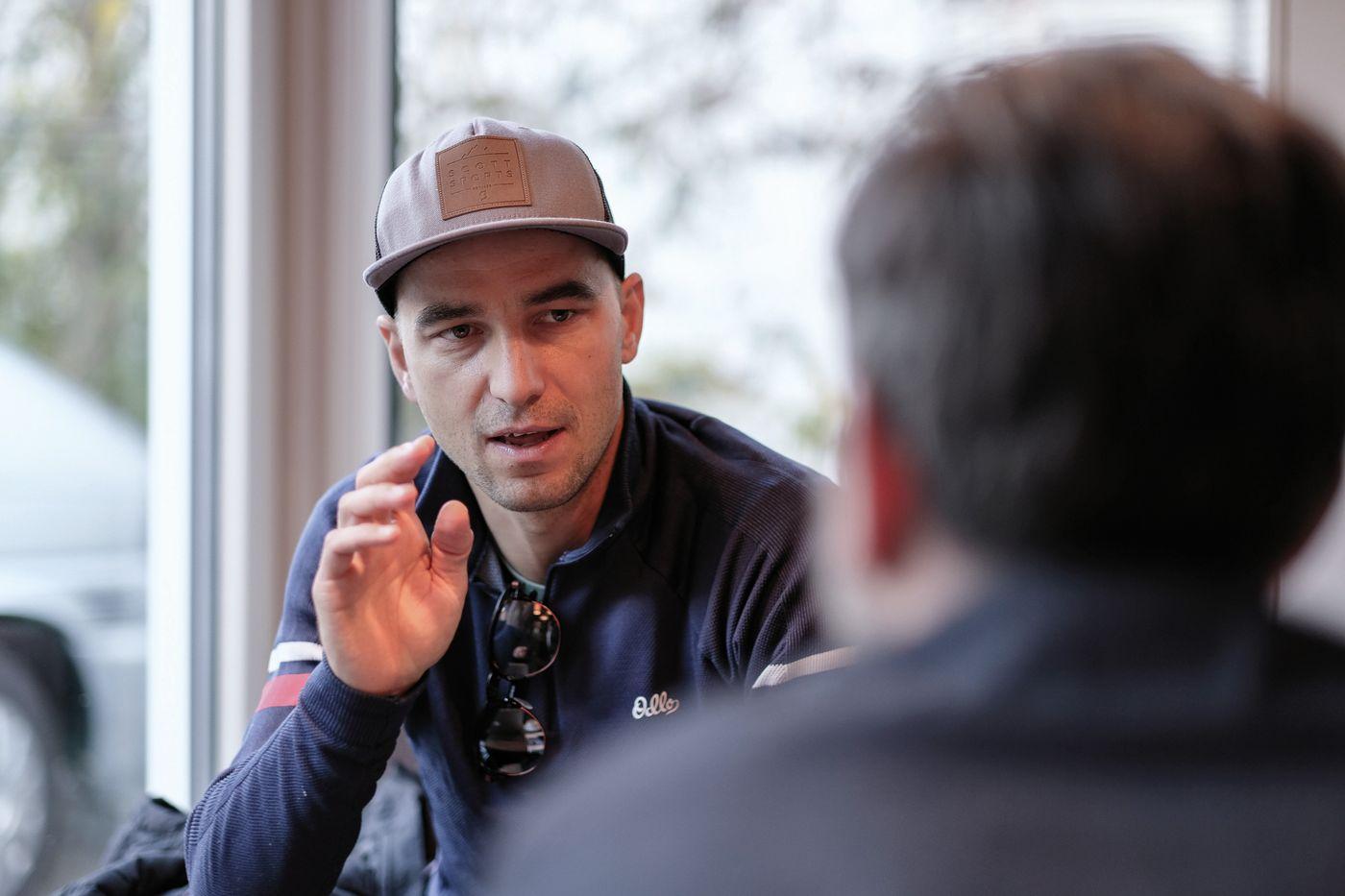 Nino Schurter - Im Interview