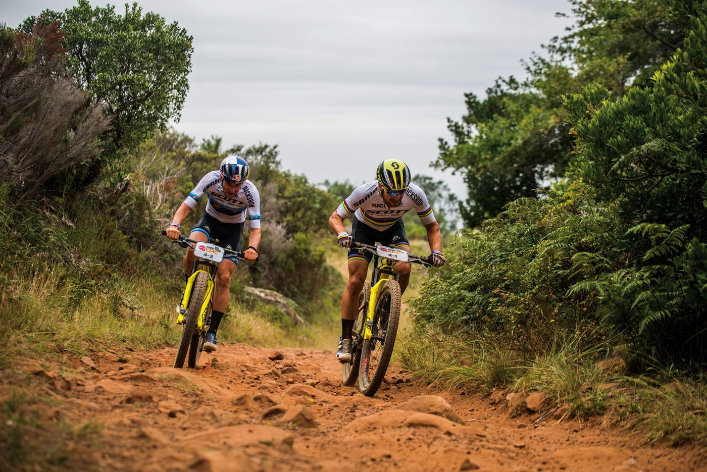 Nino Schurter - Cape Epic Stage 1