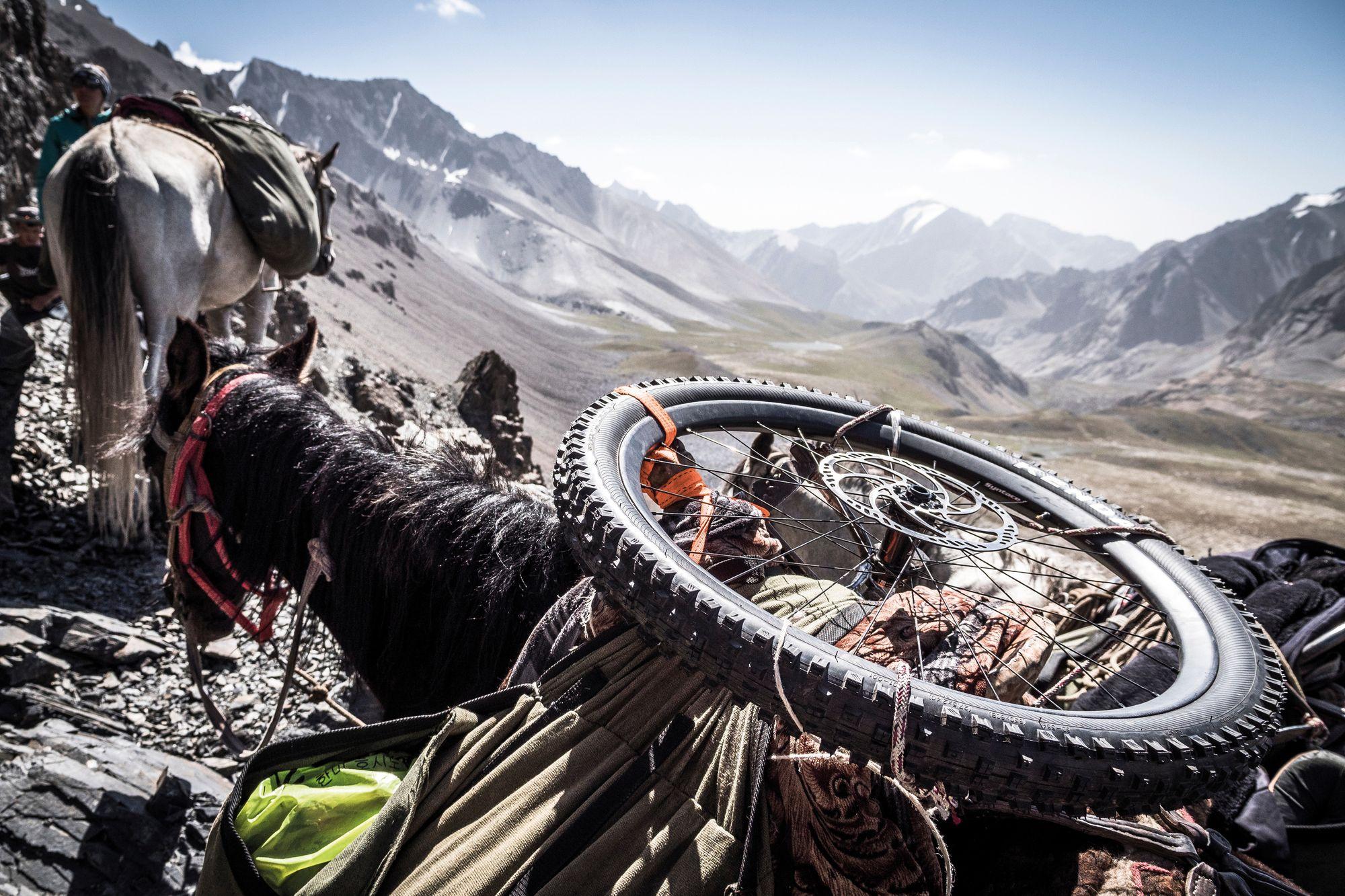 Durchs wilde Kirgistan