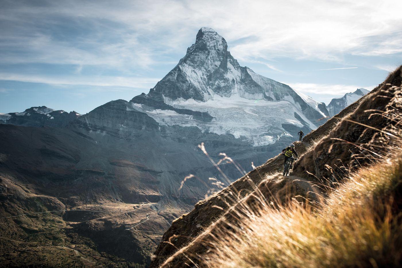 Im Bann des Hore - Matterhorn
