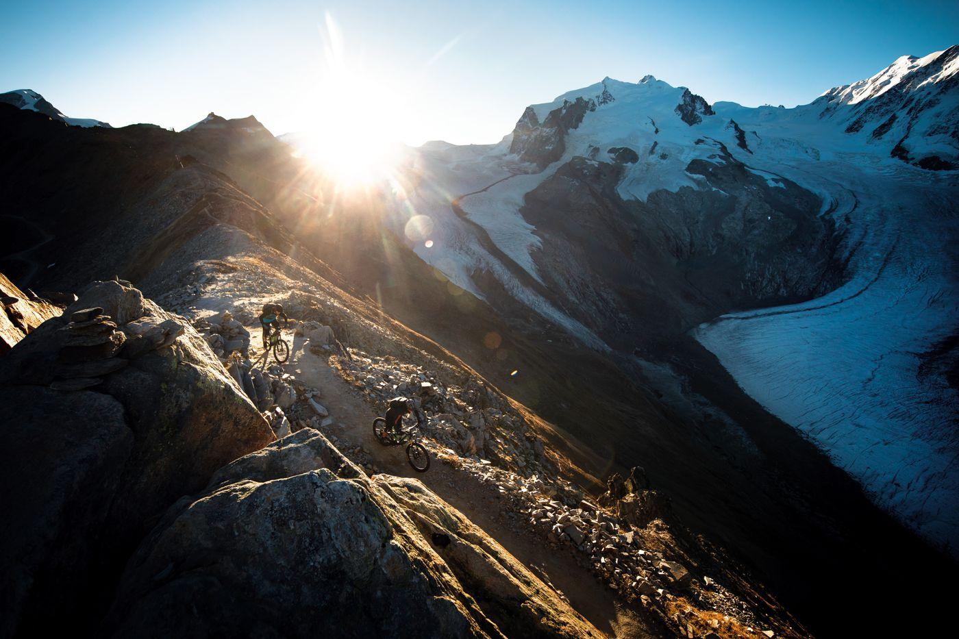 Im Bann des Hore - Monte Rosa