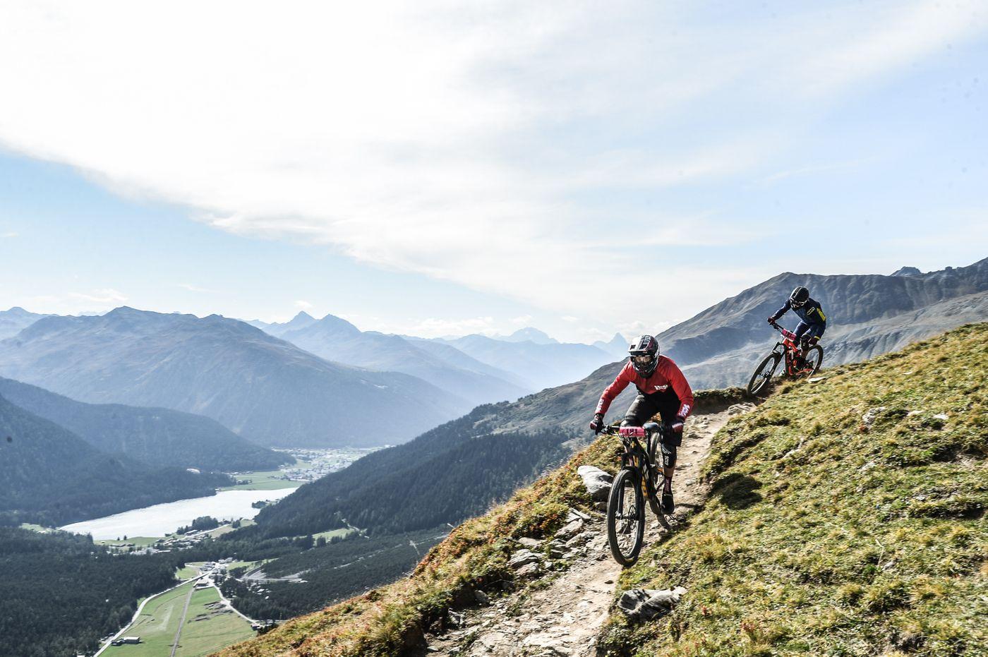Mondraker-Enduro2-Davos-Klosters
