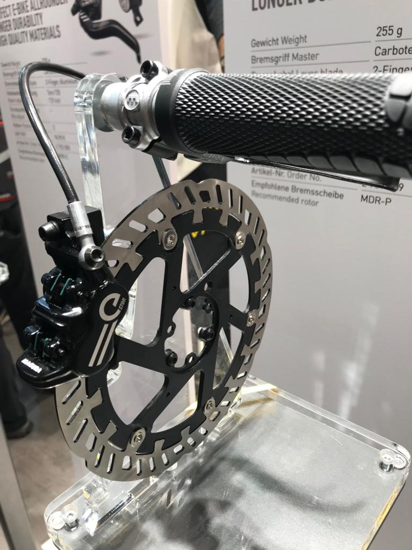 Magura-Bremse-E-Bike