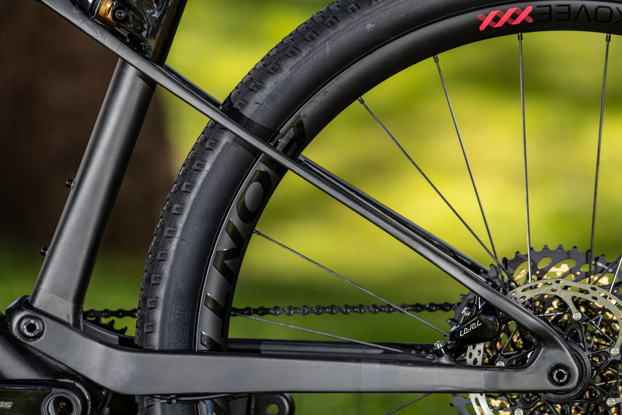 Trek: Neues XC-Racebike   Supercaliber