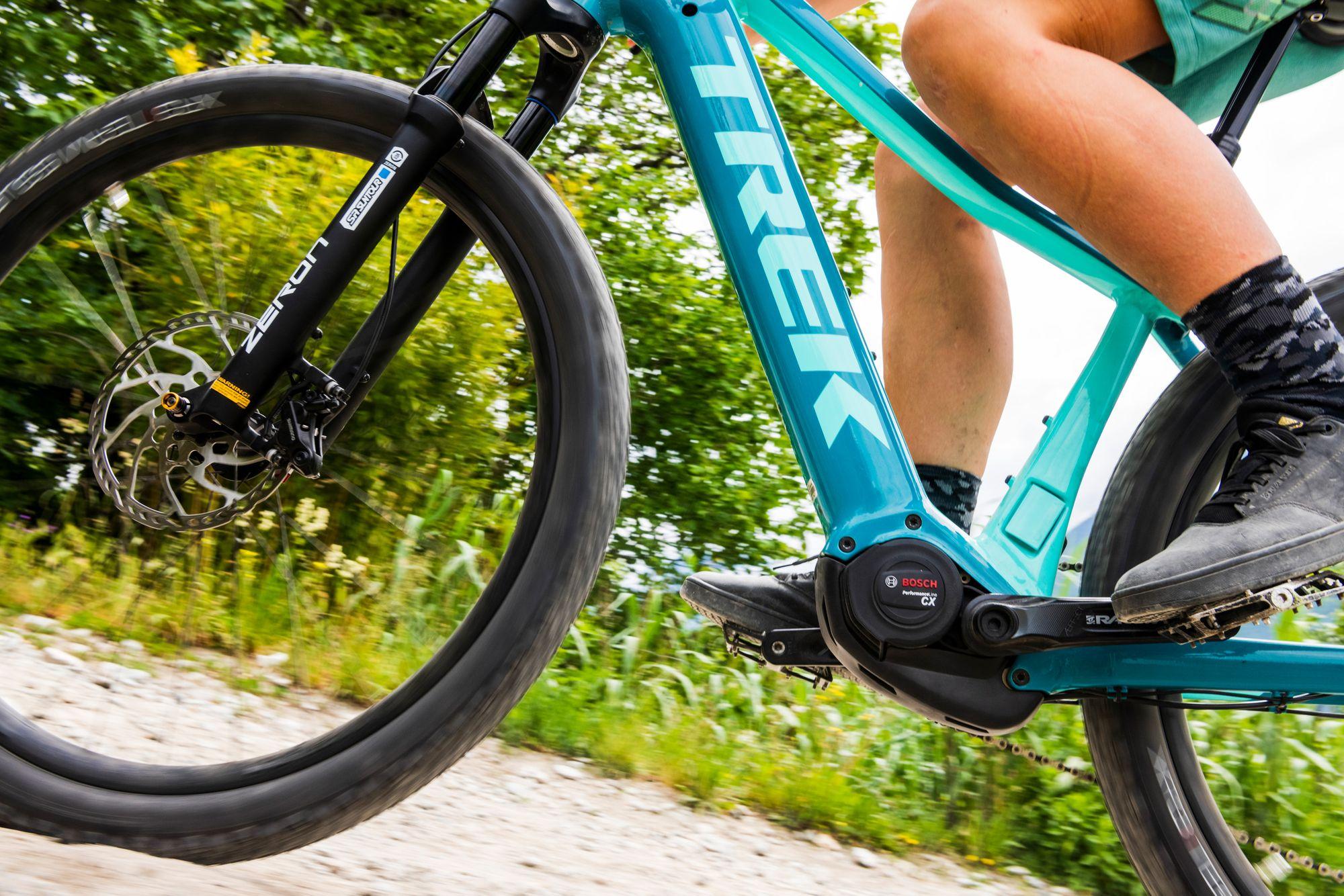 Trek: Neue E-Mountainbikes   für 2020