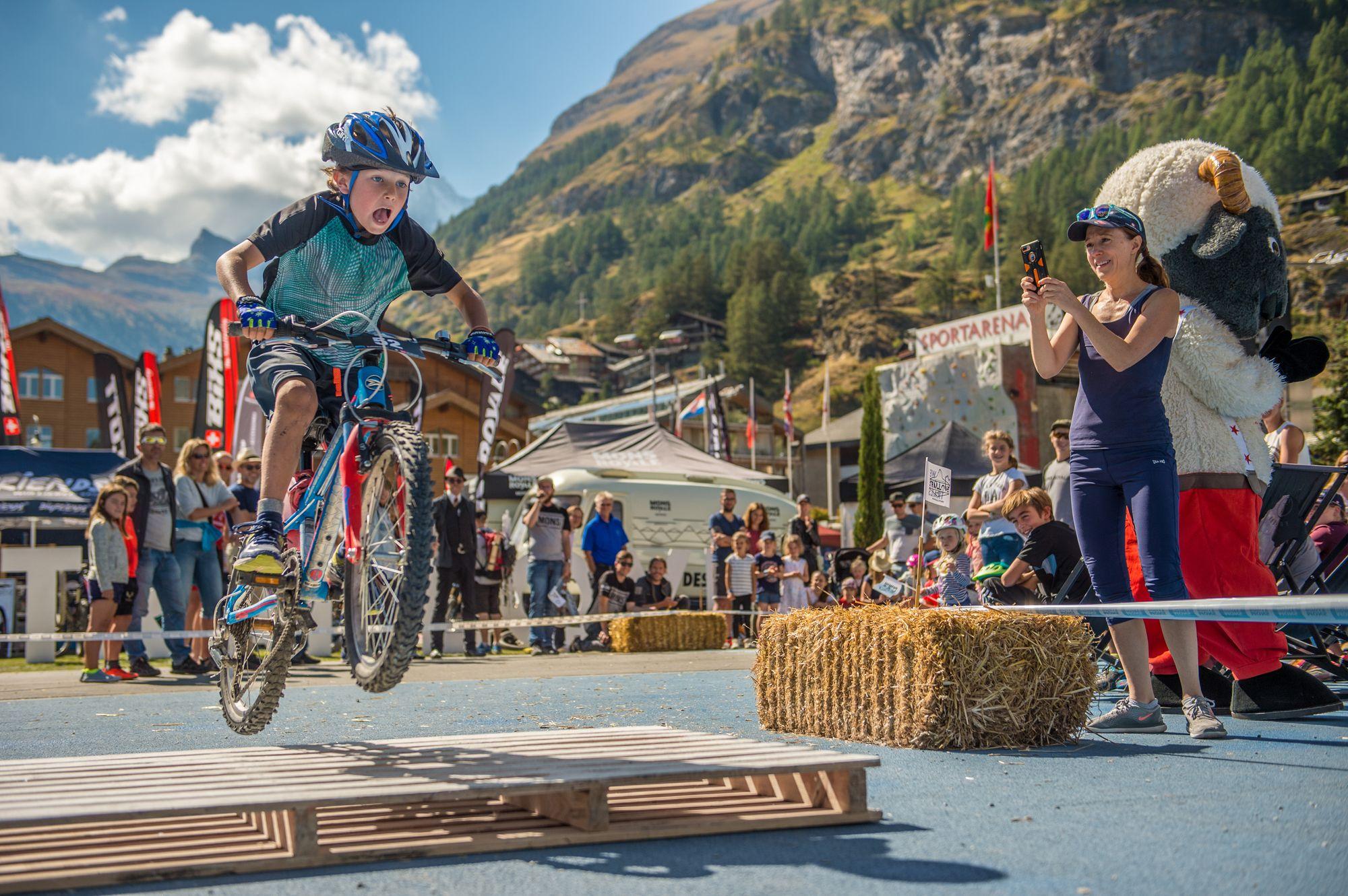 Zermatt: Traillove   Alpine Mountainbike Festival