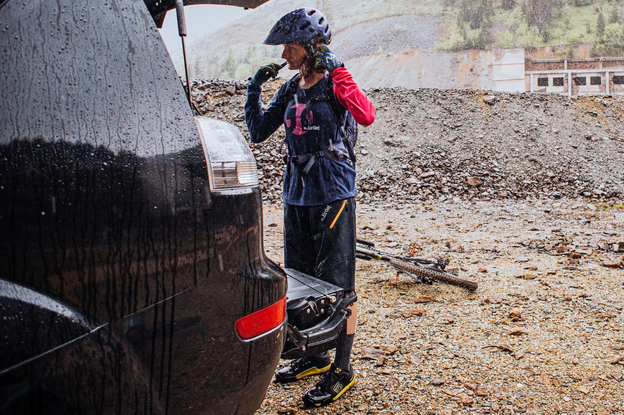 Die richtige Winterbekleidung für Mountainbiker