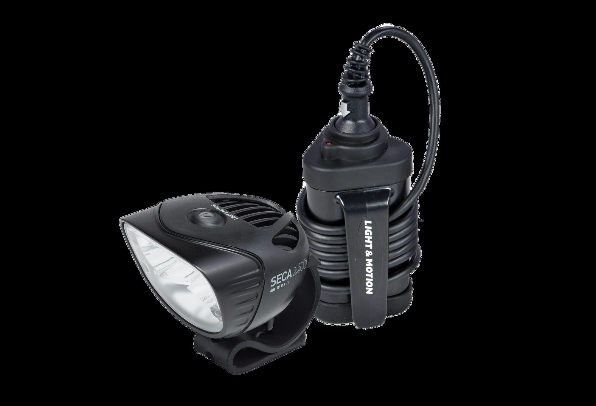 LED-Lampen fürs Mountainbike