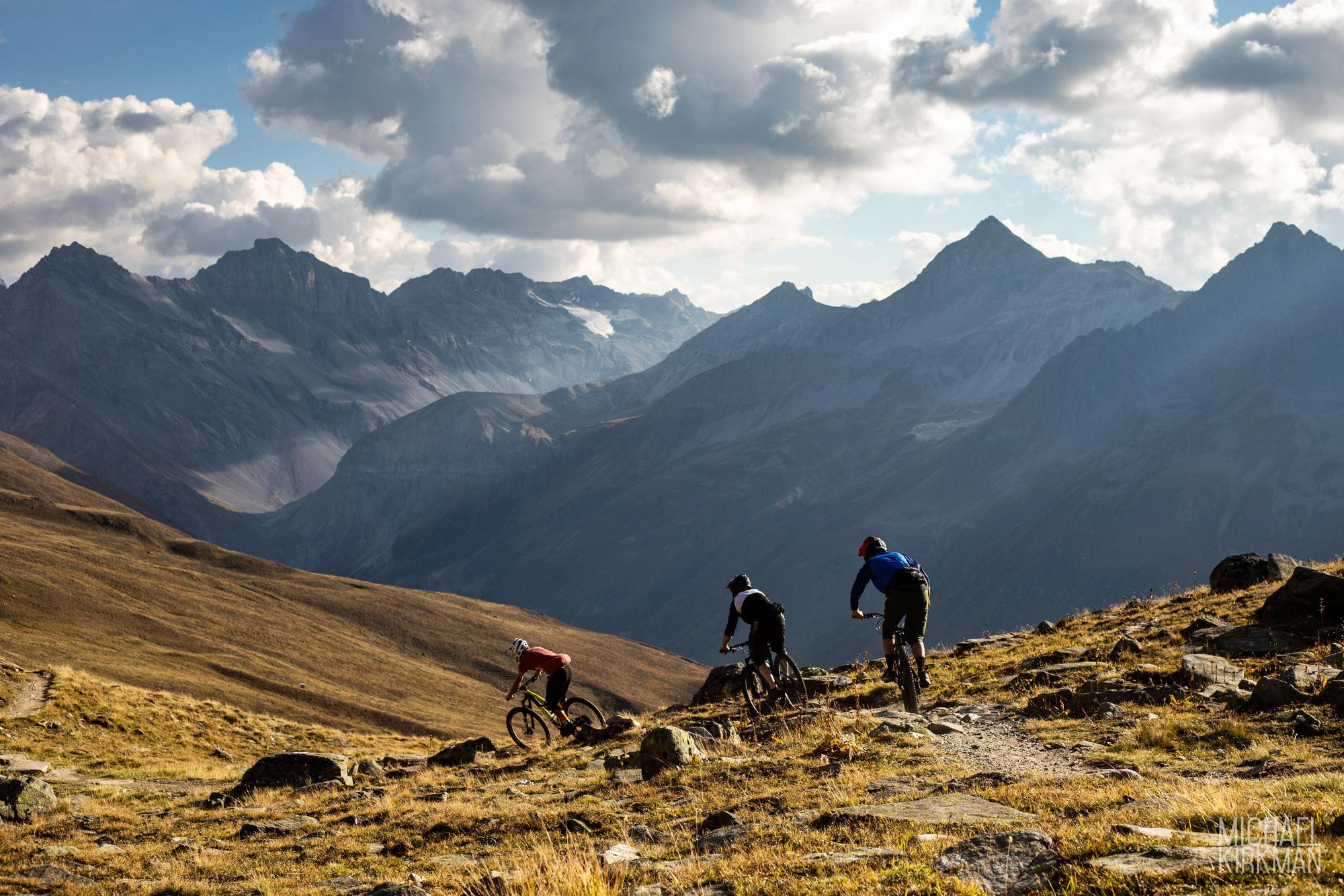 Mondraker Enduro Team: Rennen in Davos kann starten