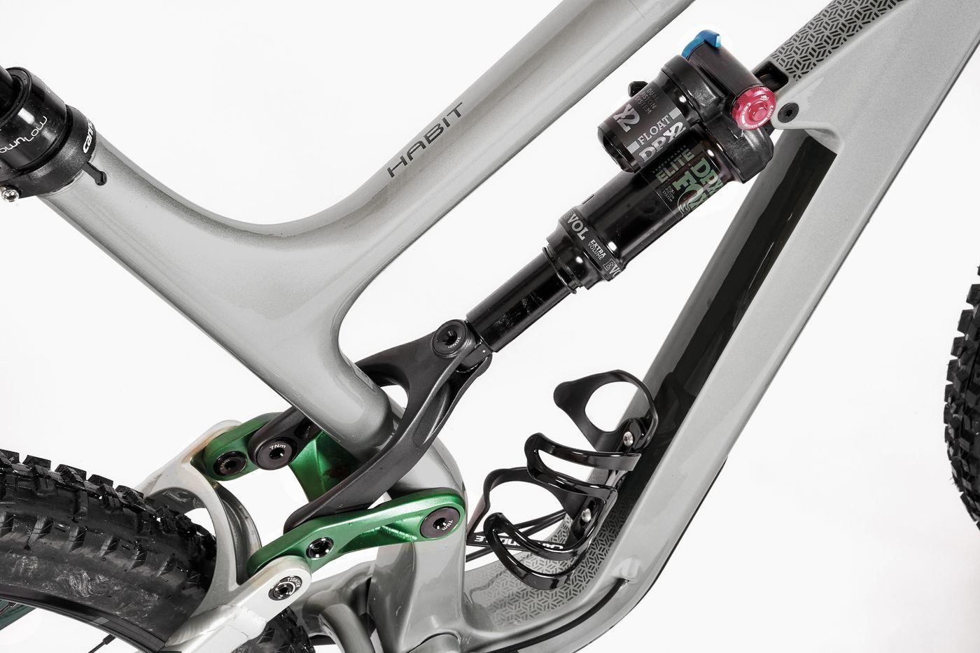 Cannondale Habit Carbon 2 - Hightech-Fahrwerk