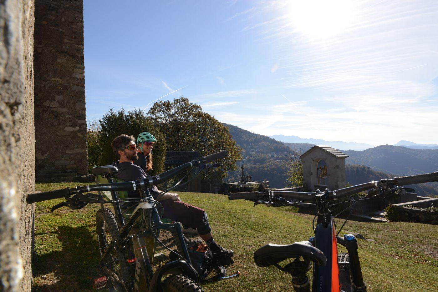 Biken in Lugano - 13