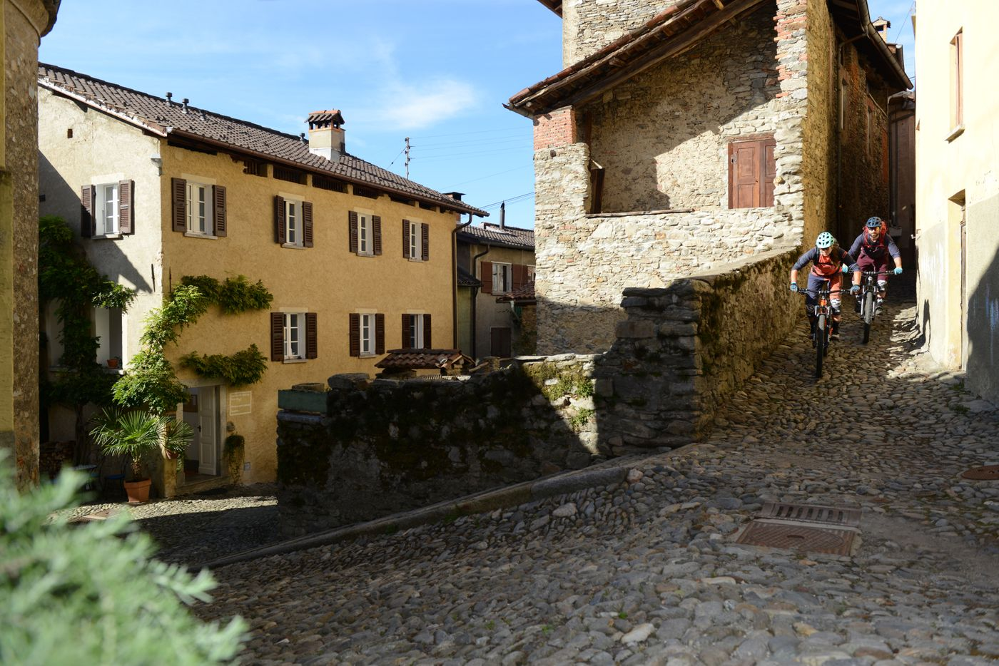 Biken in Lugano - 14