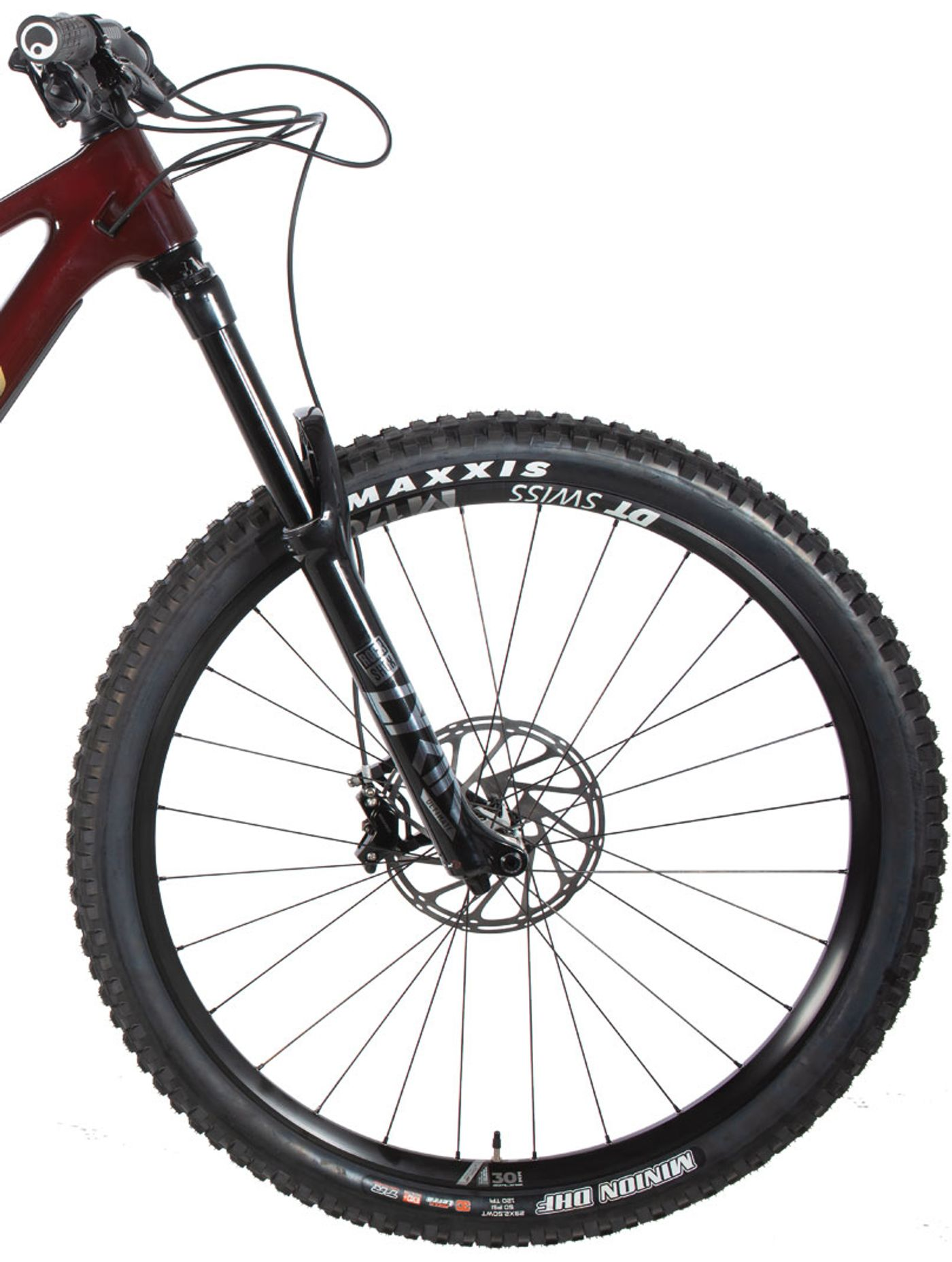 Norco Sight C1 20 - RockShox Lyrik Ultimate