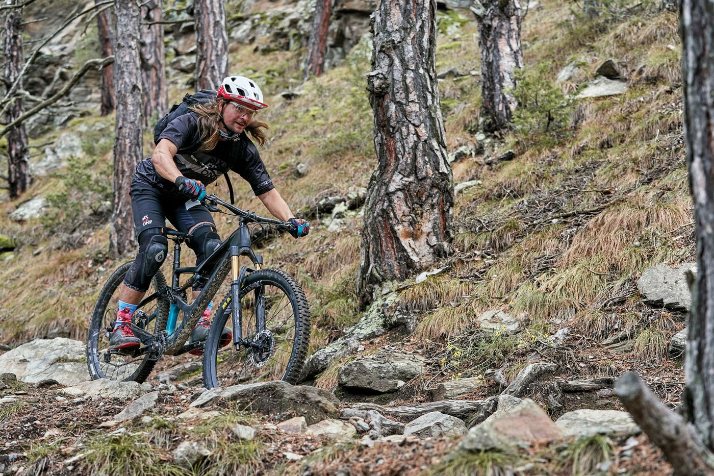 Orbea Occam M10 - Action