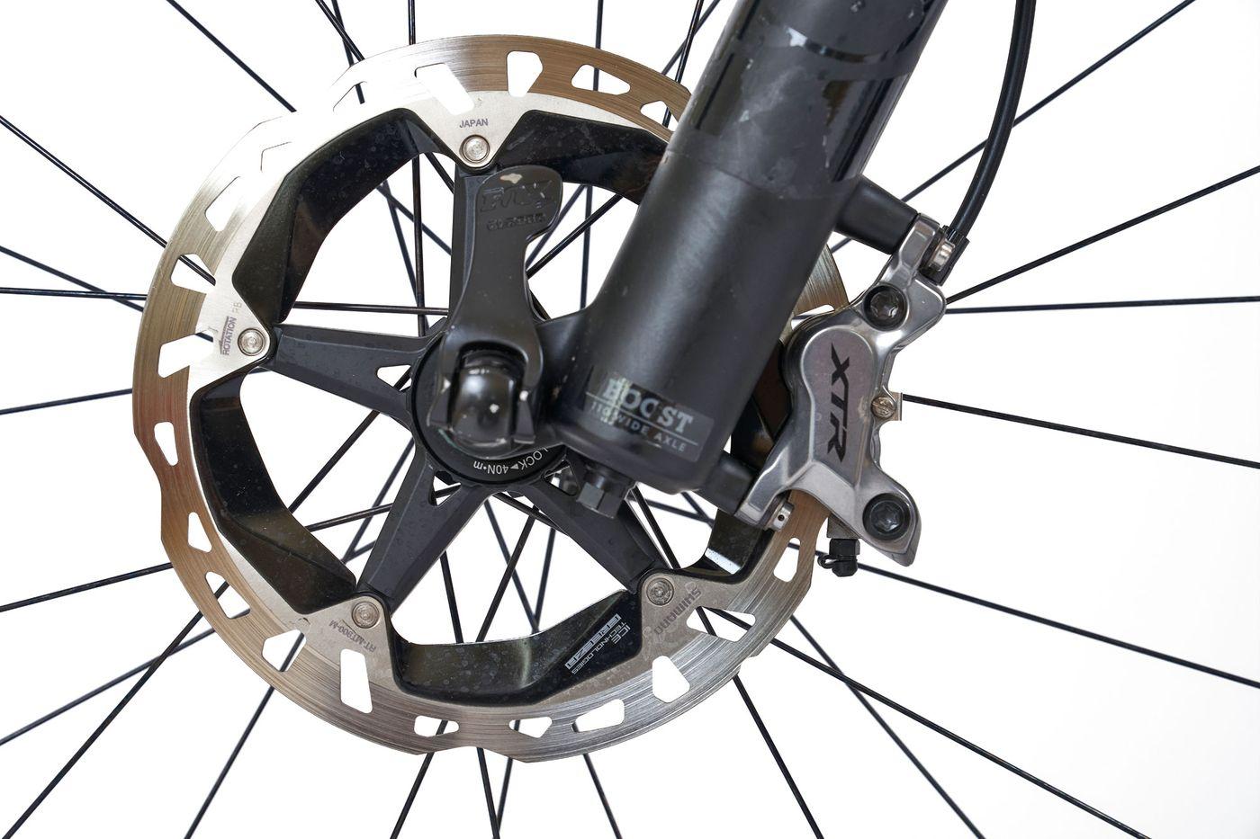 Orbea Occam M10 - Shimano XTR Trail Bremse