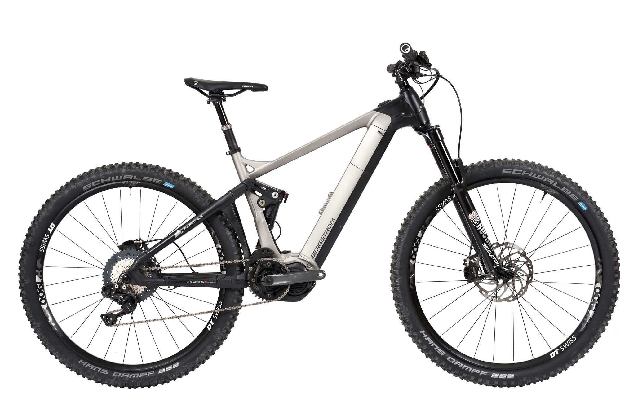 Bergstrom ATV 969