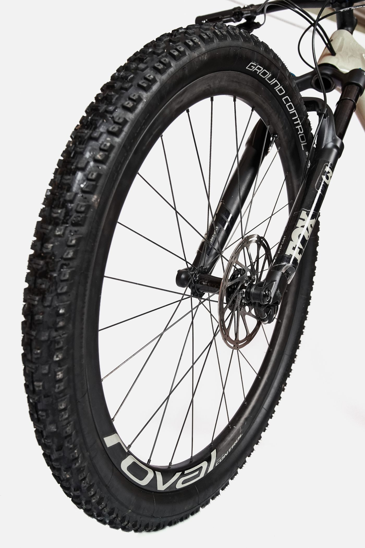 Specialized Epic Expert EVO - Specialized Ground Control Reifen