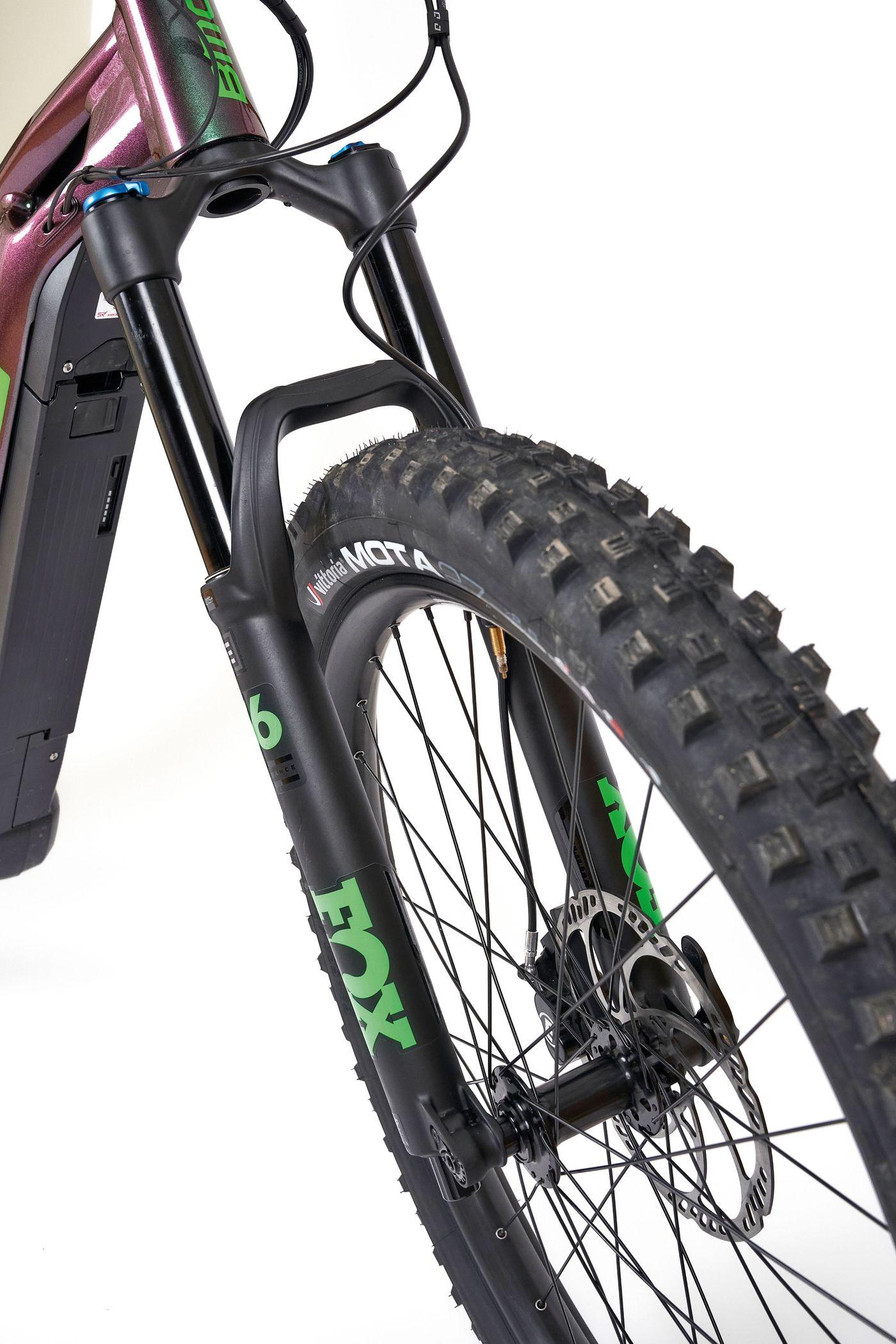 BMC Trailfox AMP SX2 - Fox36 Performance Elite