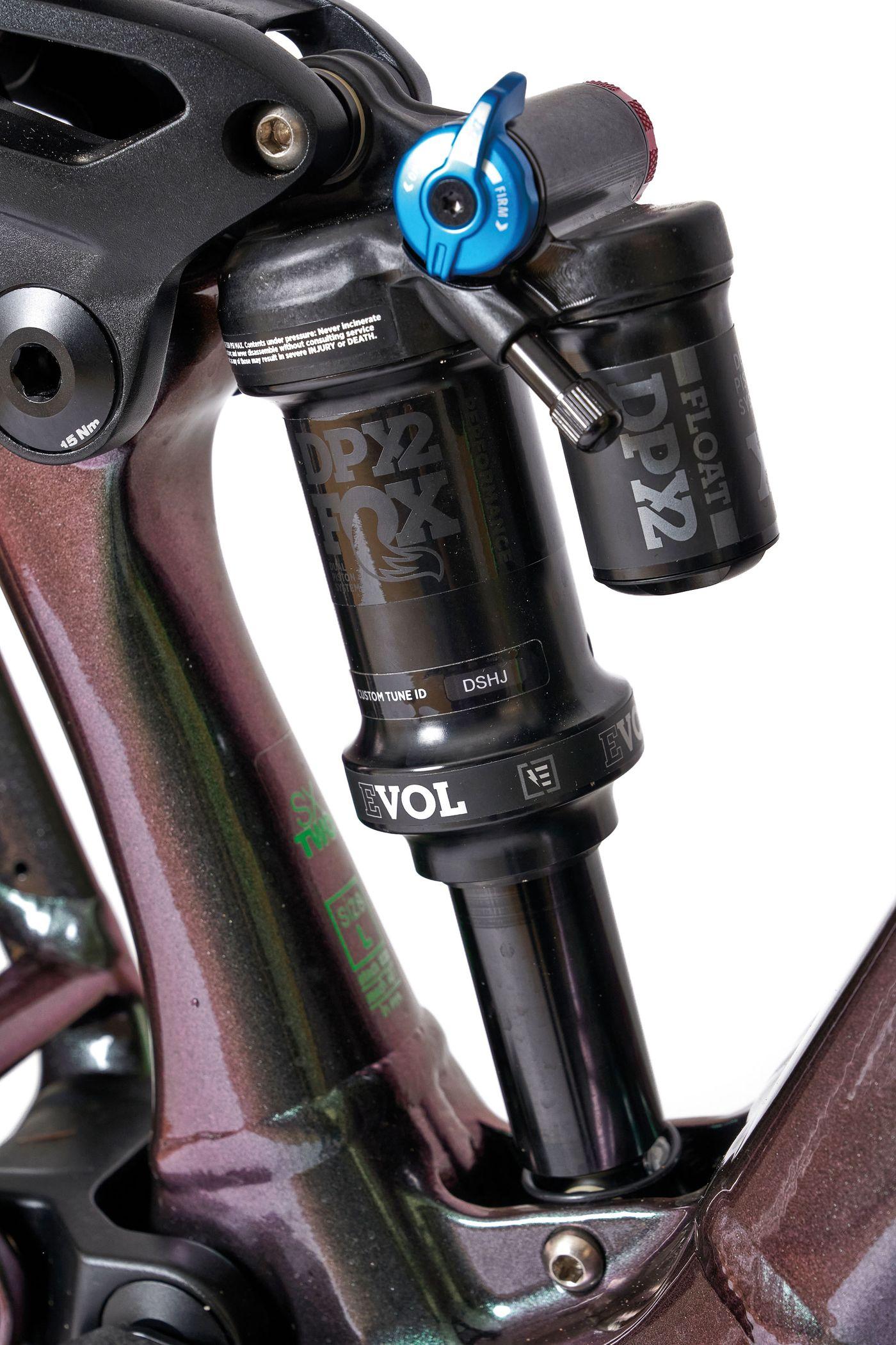BMC Trailfox AMP SX2 - Fox-DPX2