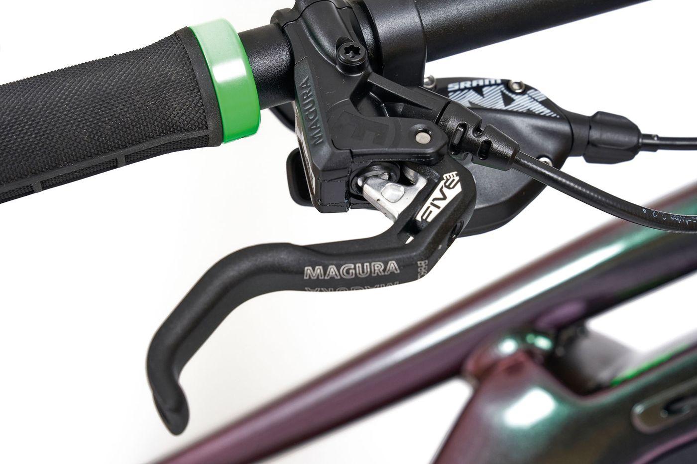 BMC Trailfox AMP SX2 - Magura MT5 Bremse