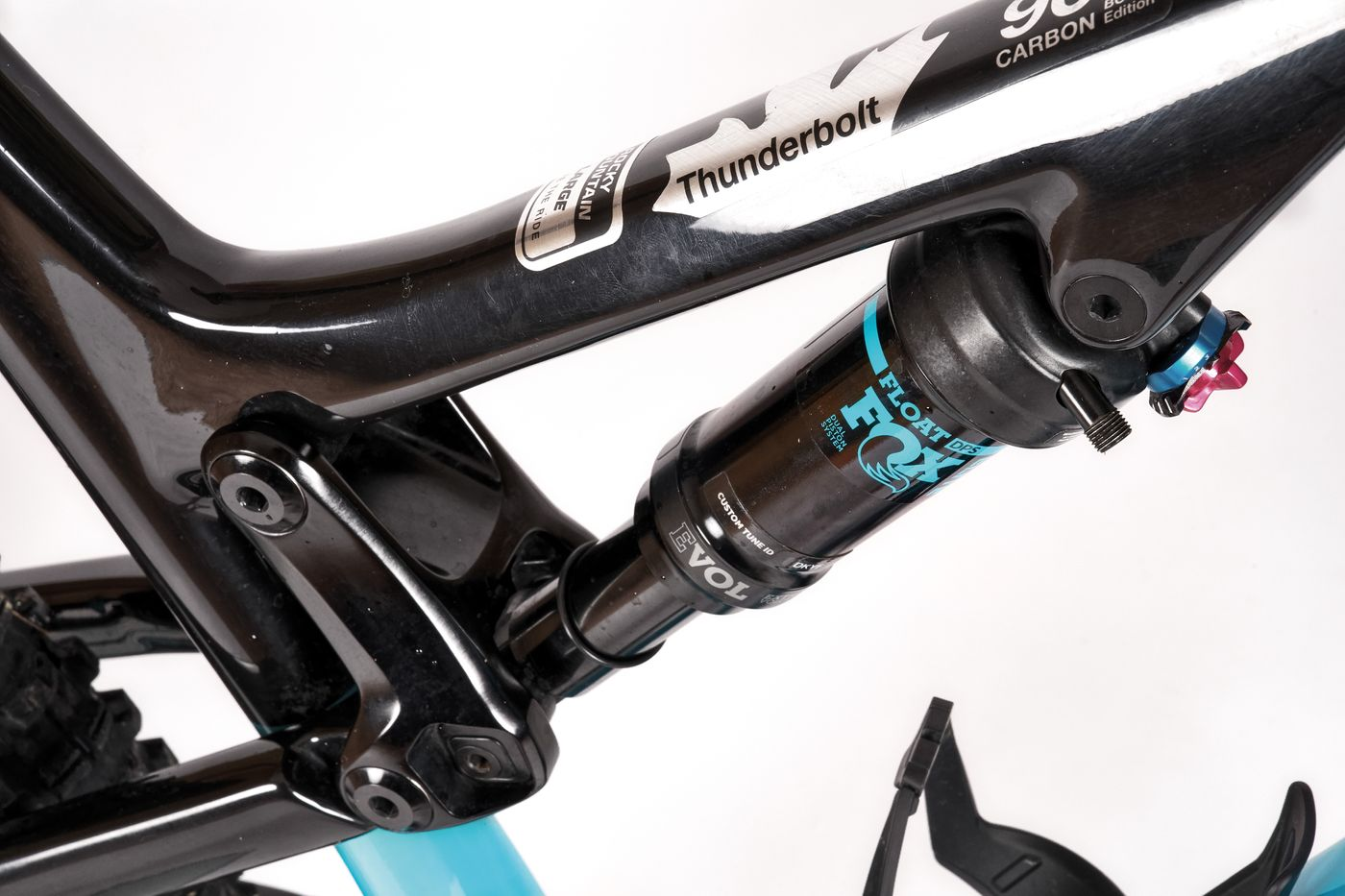Rocky Mountain Thunderbolt Carbon 90 BC Edition - «Ride-9»-Chip