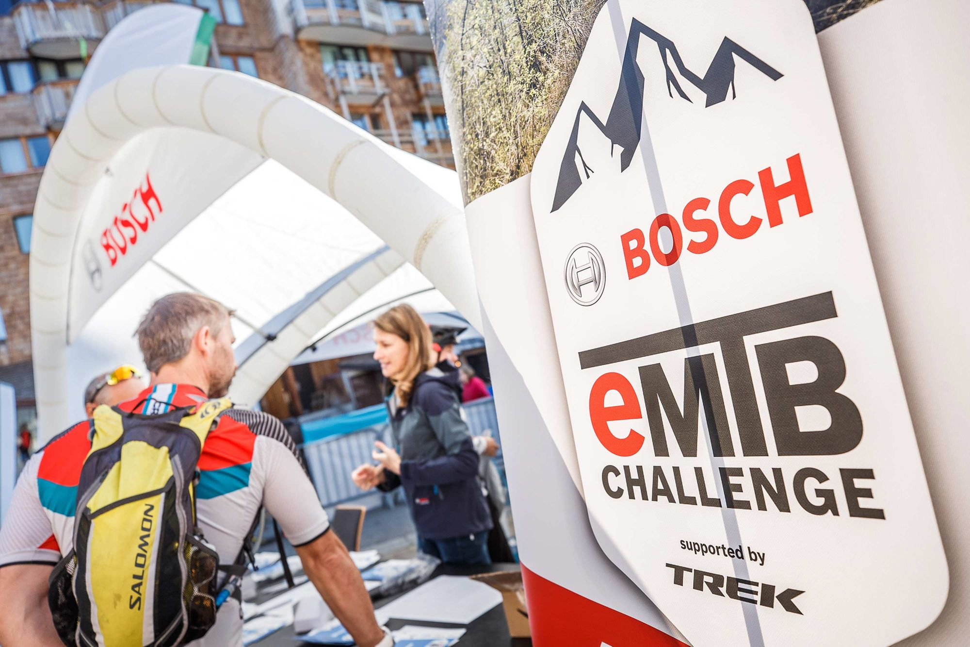 E-Tour du Mont Blanc Beim 2. Verbier E-Bike Festival wird's sportlich