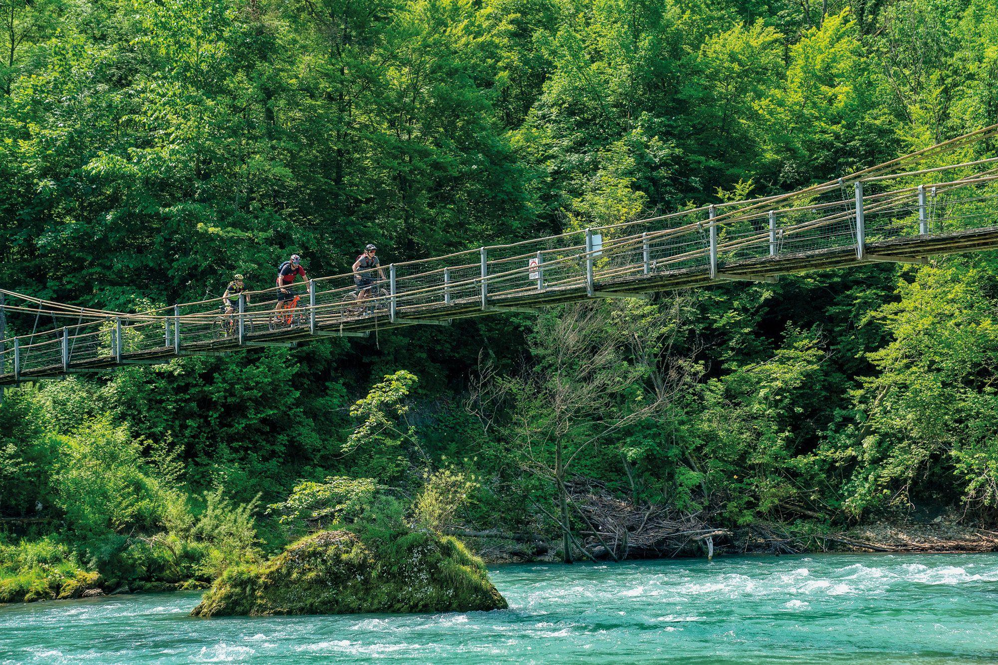 Slowenien  Ein eigener Mikrokosmos für Trailfans