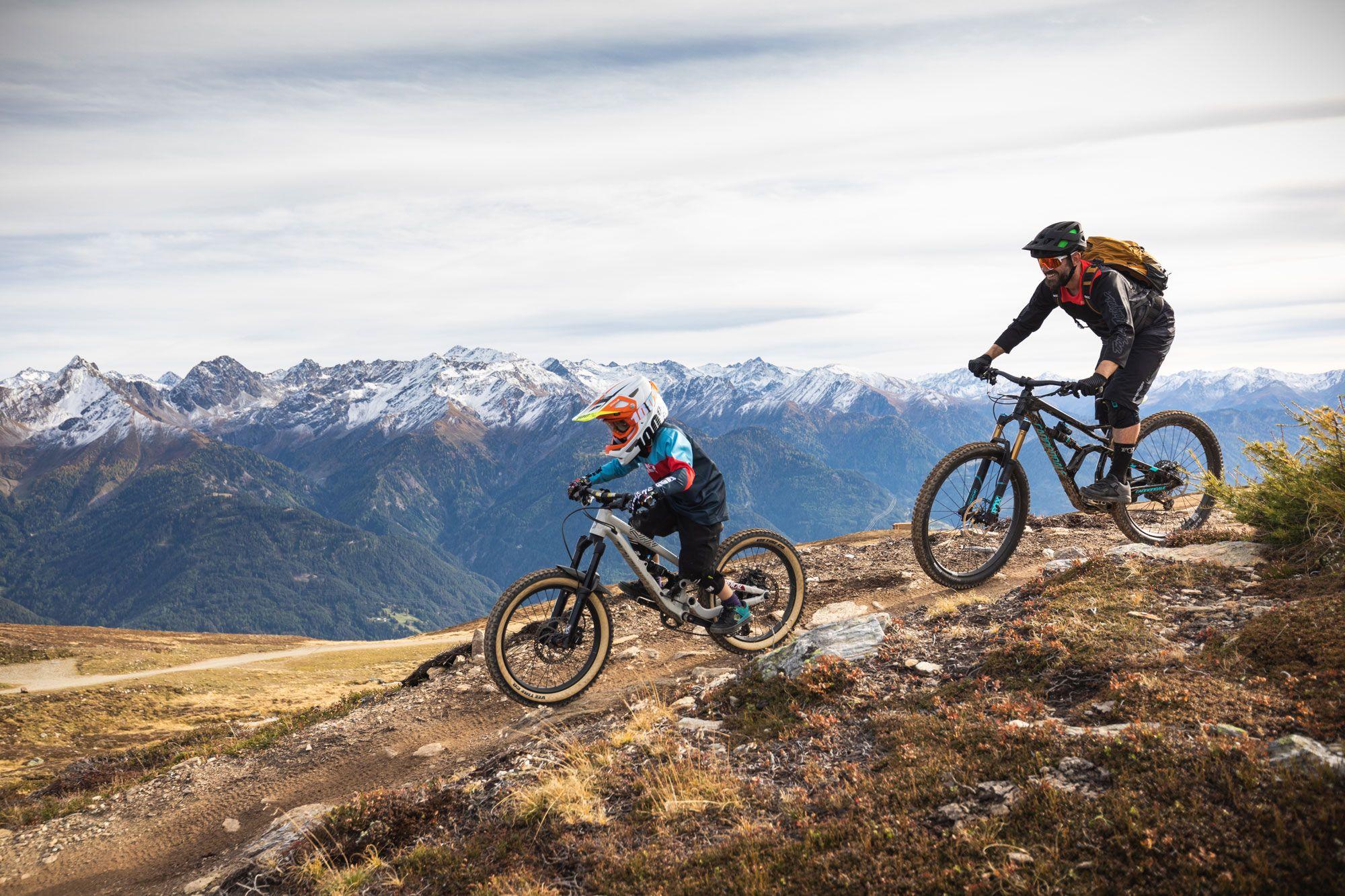 Trails und Events   für die ganze Familie