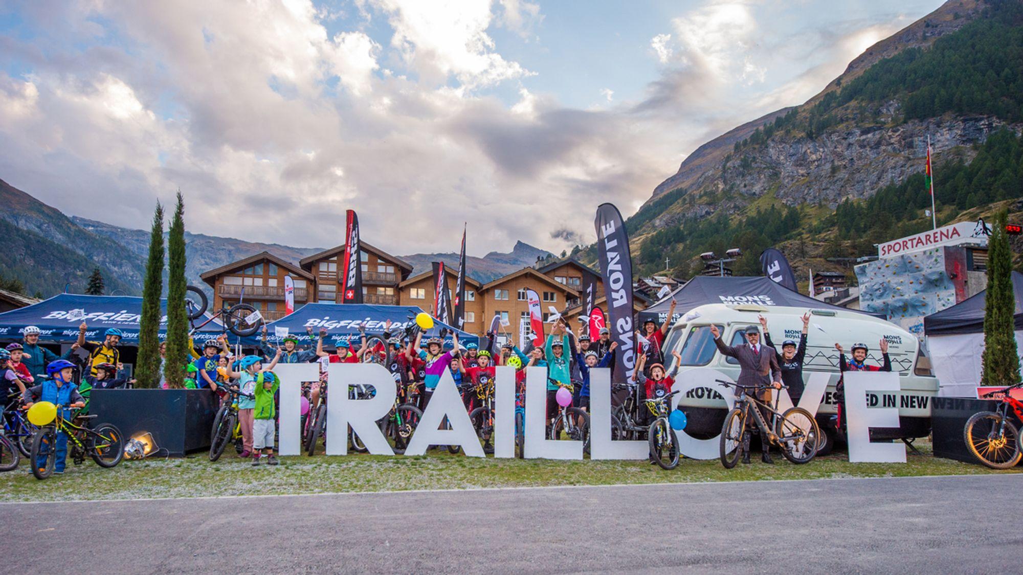 Traillove Festival Zermatt 27. - 30. August