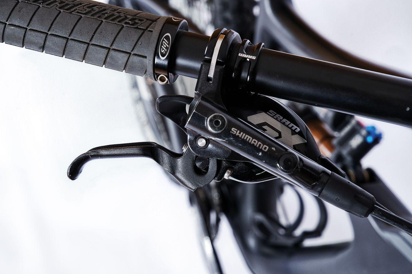 Ibis Ripmo GX - Shimano XT Bremse